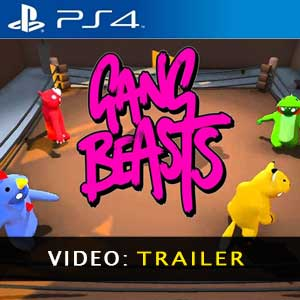Gang Beasts PS4 Video Trailer