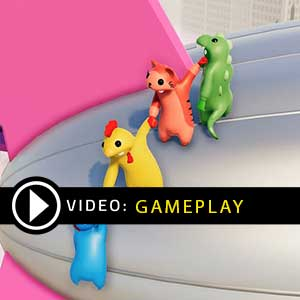 Gang Beasts Xbox One Gameplay Video