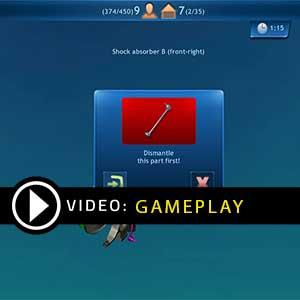 Garage Mechanic Simulator Gameplay Video