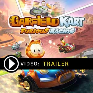 Buy Garfield Kart Furious Racing CD Key Compare Prices