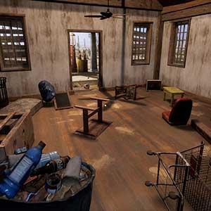 Gas Station Simulator Dirty Room