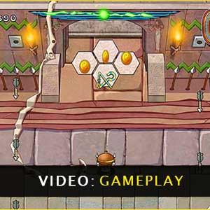 Gazzel Quest The Five Magic Stones Gameplay Video