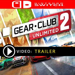 Gear Club 2 Unlimited Nintendo Switch Prices Digital or Box Edition