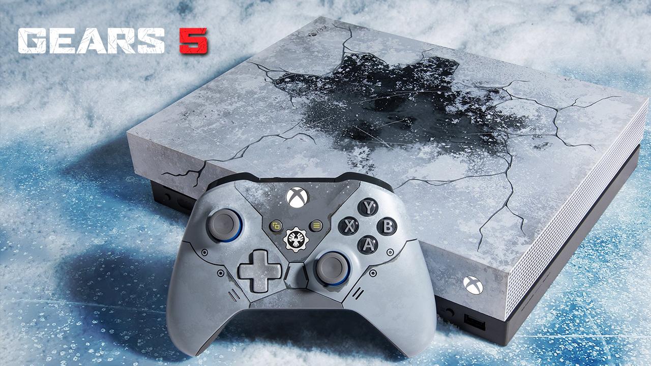 Gears 5 Xbox One X