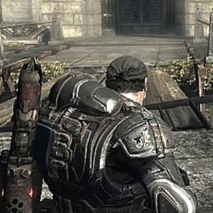 Gears of War Xbox One Character