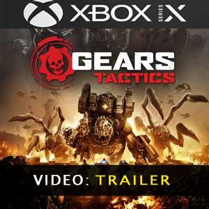 Gears Tactics Video Trailer