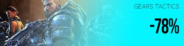 Best discount for Gears Tactics CD key