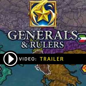 Buy Generals & Rulers CD Key Compare Prices