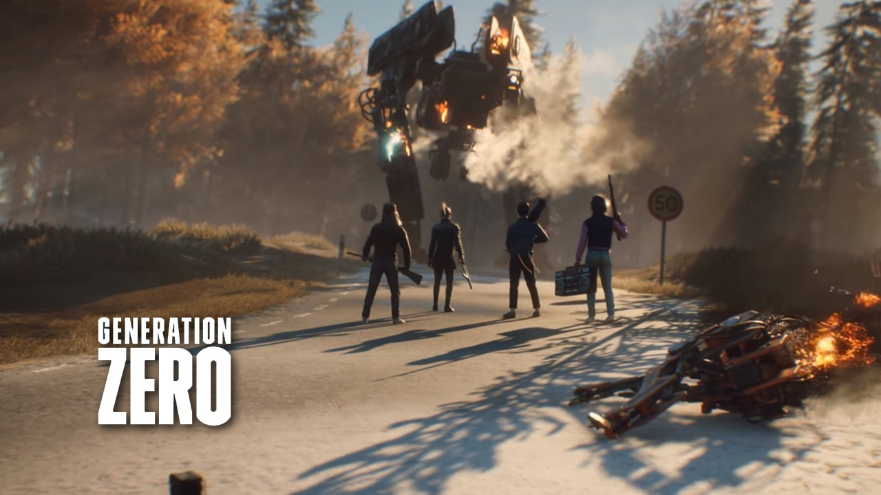 Generation Zero Gameplay Trailer