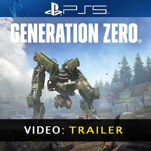 Generation Zero PS5 Video Trailer