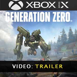 Generation Zero Xbox Series Video Trailer