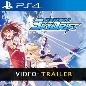 Genso Skydrift PS4 Prices Digital or Box Edition