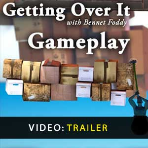 Buy Getting Over It with Bennett Foddy CD Key Compare Prices