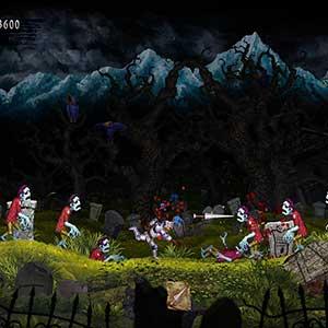 Ghosts n Goblins Resurrection Zombie
