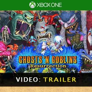Ghosts n Goblins Resurrection Xbox One Video Trailer
