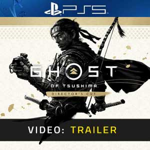 Ghost of Tsushima DIRECTOR'S CUT PS5 Video Trailer