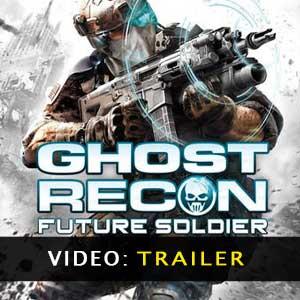 Ghost Recon Future Soldier Video Trailer
