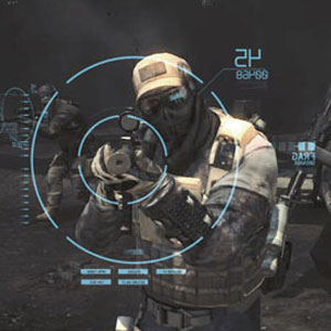 Ghost Recon Future Soldier Target