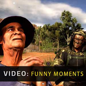 Tom Clancys Ghost Recon Wildlands Funny Moments