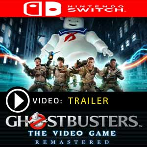 Ghostbusters The Video Game Remastered Nintendo Switch Prices Digital or Box Edition
