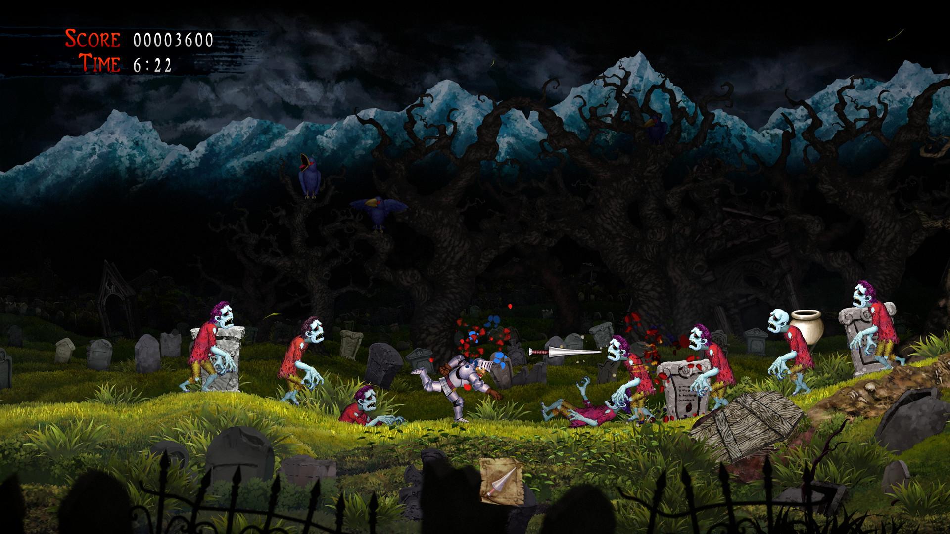 Ghosts 'N Goblins Resurrection CD Key Best Price