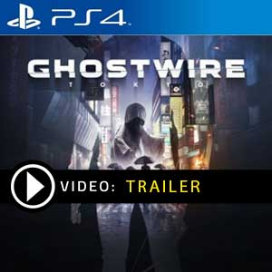 Ghostwire Tokyo PS4 Prices Digital or Box Edition
