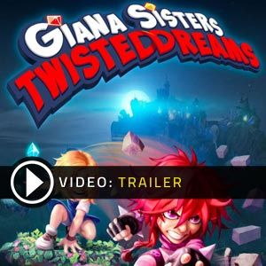 Buy Giana Sisters Twisted Dreams CD Key Compare Prices