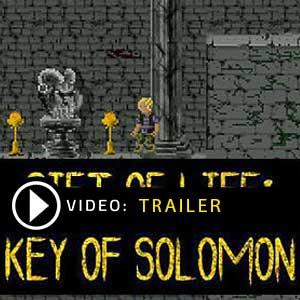Gift of Life Key of Solomon