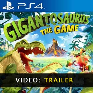 Gigantosaurus The Game PS4 Prices Digital or Box Edition