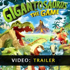 Buy Gigantosaurus The Game CD Key Compare Prices