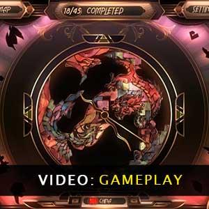 Glass Masquerade Gameplay Video