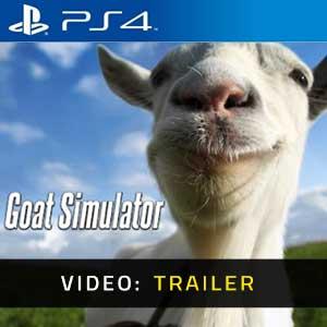 Goat Simulator PS4 Video Trailer