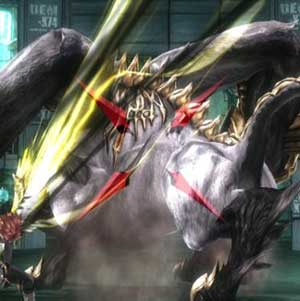 God Eater 2 Rage Burst Attack