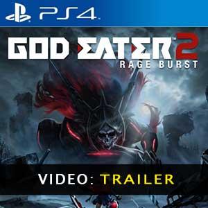 God Eater 2 Rage Burst Trailer Video