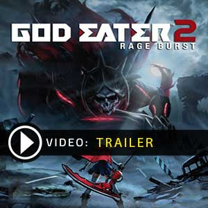 Buy God Eater 2 Rage Burst CD Key Compare Prices