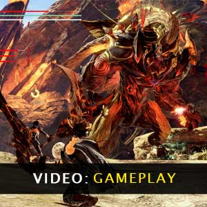 God Eater 3 Gameplay Video