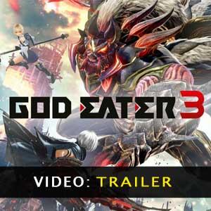 God Eater 3 Video Trailer