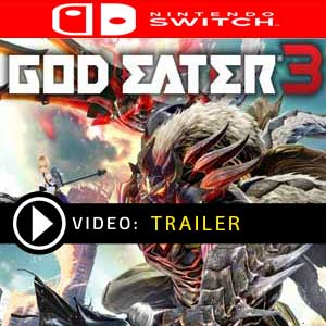 God Eater 3 Nintendo Switch Prices Digital or Box Edition