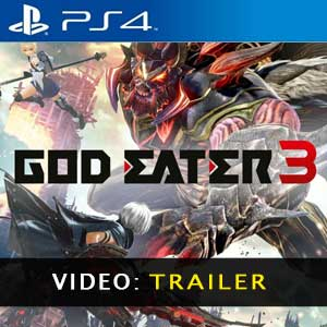 God Eater 3 Video Trailer