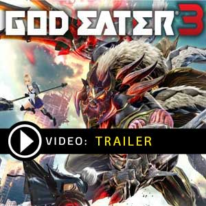 Buy God Eater 3 CD Key Compare Prices
