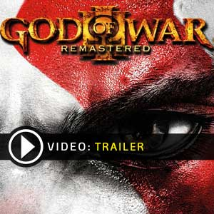 Buy God of War 3 Remastered PS4 Code Compare Prices