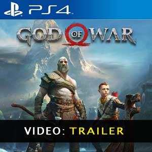 God of War PS4 Video Trailer