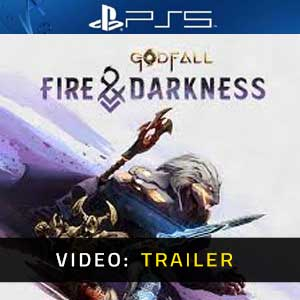 Godfall Fire and Darkness PS5 Video Trailer