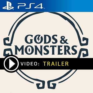 Gods & Monsters PS4 Prices Digital or Box Edition