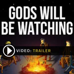Buy Gods Will Be Watching CD Key Compare Prices