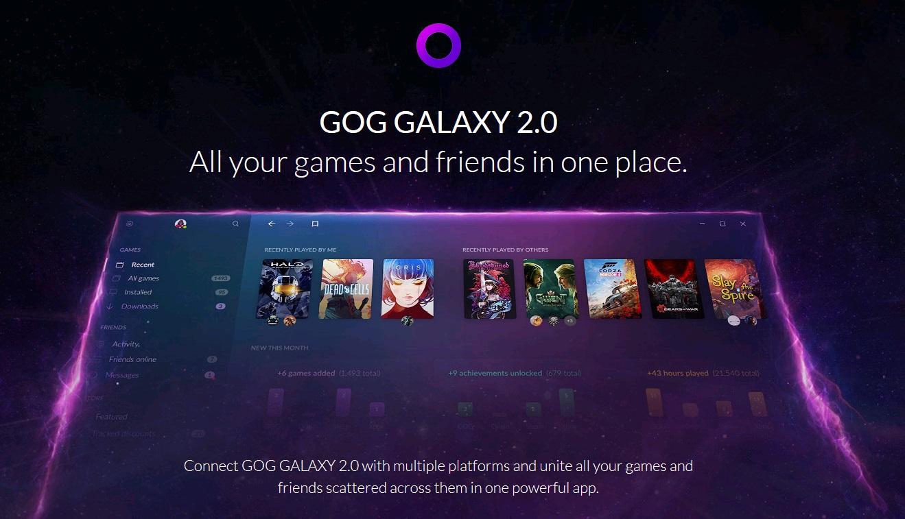 GOG Galaxy Client