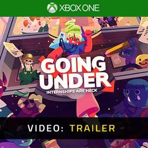 Going Under Xbox One Video Trailer