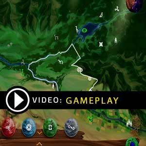 Golden Treasure The Great Green Gameplay Video