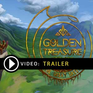 Golden Treasure The Great Green