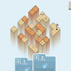 handcrafted levels